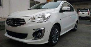 Cần bán xe Mitsubishi Attrage CVT sản xuất năm 2018, màu trắng, nhập khẩu, 475 triệu giá 475 triệu tại Tp.HCM