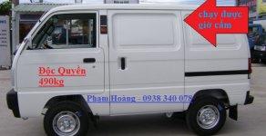 Suzuki BlindVan 490kg chạy trong giờ cấm - có xe trong tháng 12 giá 293 triệu tại Tp.HCM