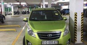 Cần bán Chevrolet Matiz năm 2009, màu xanh lục số tự động giá 210 triệu tại Tp.HCM