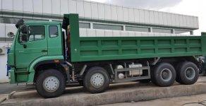 Xe Ben Howo 4 chân 336HP tải trọng 17 tấn giá 1 tỷ 100 tr tại Tp.HCM
