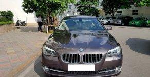 Bán BMW 520i mầu nâu/đen sản xuất 2013, đăng ký, biển Hà Nội giá 1 tỷ 280 tr tại Hà Nội