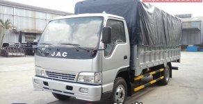 Giá xe tải JAC 4t95 mui bạt đời 2018 giá 410 triệu tại Tp.HCM