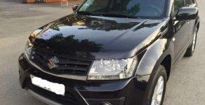 Bán Suzuki Grand vitara 2.0AT đời 2013, màu đen chính chủ, giá 590tr giá 590 triệu tại Hà Nội
