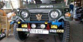 Cần bán xe Jeep A2 năm 1980, giá 185tr giá 185 triệu tại Tp.HCM