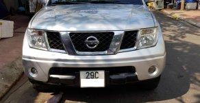 Cần bán Nissan Navara LE sản xuất năm 2011, màu bạc MT 2 cầu giá 380 triệu tại Hà Nội