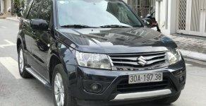 Bán Suzuki Grand Vitara 2.0 AT - 4WD đời 2015, màu đen, nhập khẩu giá 600 triệu tại Hà Nội