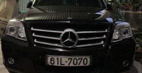 Cần bán gấp Mercedes GLK 280 năm 2009, màu đen xe gia đình giá 685 triệu tại Bình Dương