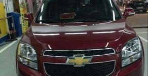 Cần bán xe Chevrolet Orlando năm 2017, màu đỏ giá 590 triệu tại Bình Dương