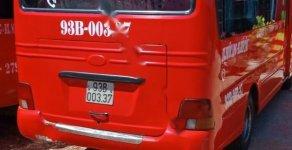Bán ô tô Hyundai County E sản xuất 2010, màu đỏ giá 350 triệu tại Bình Phước