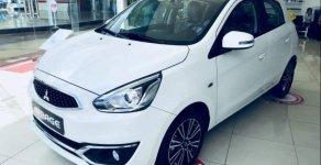 Bán Mitsubishi Mirage sản xuất năm 2018, màu trắng, xe nhập, giá tốt giá 350 triệu tại Đà Nẵng