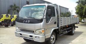 Bán xe tải JAC 4.95 tấn + giá tốt nhất + hỗ trợ vay ngân hàng giá 410 triệu tại Kiên Giang