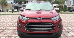 Cần bán xe Ford EcoSport 1.5L AT Titanium đời 2016, màu đỏ, giá tốt giá 556 triệu tại Hà Nội