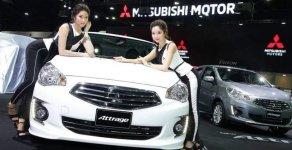 Bán Mitsubishi Attrage ECO MT 2018, màu trắng, nhập khẩu  giá 376 triệu tại Đà Nẵng