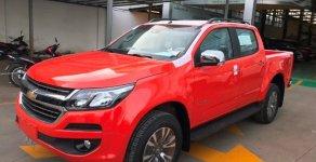 Nhân dịp cuối năm chỉ với 755tr sở hữu ngay Colorado 2.5 AT 4x4 màu đỏ nhập khẩu Thái Lan giá 755 triệu tại Tp.HCM