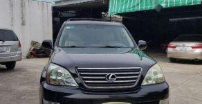 Cần bán Lexus GX đời 2007, màu đen, nhập khẩu, giá tốt giá 1 tỷ 150 tr tại Tp.HCM
