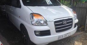 Bán Hyundai Grand Starex năm sản xuất 2007, màu trắng giá 340 triệu tại Tiền Giang