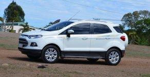 Bán Ford EcoSport Titanium 1.5 AT 2017, màu trắng ít sử dụng, giá tốt giá 595 triệu tại Đồng Nai