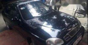 Bán Daewoo Lanos 1.5 MT năm sản xuất 2003, màu đen, giá 75tr giá 75 triệu tại Bắc Kạn