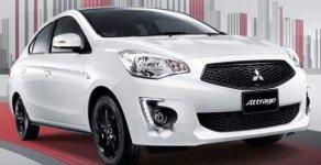 Bán Mitsubishi Attrage 2018, màu trắng, xe nhập giá 375 triệu tại Đà Nẵng