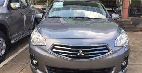 Cần bán xe Mitsubishi Attrage năm 2018, màu xám (ghi), nhập khẩu nguyên chiếc, giá tốt giá 376 triệu tại TT - Huế