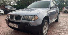 Cần bán xe BMW X3 đời 2007, màu bạc, nhập khẩu nguyên chiếc, không lỗi máy, gầm cực chất giá 315 triệu tại Hà Nội