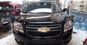 Bán xe Chevrolet Orlando LTZ 1.8 AT đời 2017, màu đen giá 545 triệu tại Tp.HCM