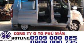 Xe tải van Kenbo 650kg|Bán xe tải van kenbo 5 chỗ giá 230 triệu tại Tp.HCM