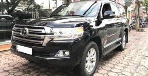 Cần bán Toyota Land Cruiser V8 5.7 AT model 2016, màu đen, nhập khẩu Mỹ giá 5 tỷ 560 tr tại Hà Nội