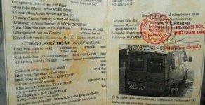Bán Mercedes Sprinter, xe máy khỏe, đồng sơn ok, máy lạnh teo, lốp ok giá 230 triệu tại Đắk Lắk