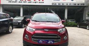 Bán xe Ford Ecosport Titanium 1.5AT 2015, màu đỏ, giá 499tr, LH 0966988860 giá 499 triệu tại Hà Nội