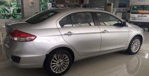 Cần bán Suzuki Ciaz 1.4AT đời 2018, màu bạc, giá tốt giá 499 triệu tại Tp.HCM