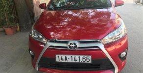 Bán gấp Toyota Yaris sản xuất năm 2014, màu đỏ, nhập khẩu   giá 550 triệu tại Hải Phòng