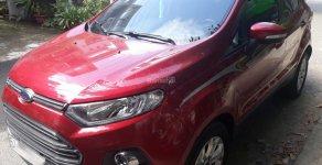 Bán Ford EcoSport năm 2017 màu đỏ, giá tốt giá 580 triệu tại Tp.HCM