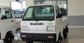 Bán Suzuki Super Carry Truck Euro 4 năm 2018, màu trắng   giá 249 triệu tại An Giang