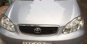 Cần bán lại xe Toyota Corolla altis sản xuất năm 2003, màu bạc, xe nhập, giá tốt giá 260 triệu tại Bắc Giang
