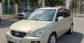 Cần bán Kia Carens EX 2.0 AT 2012, màu vàng đồng, nhập khẩu, còn rất mới giá 380 triệu tại Tp.HCM