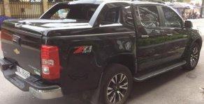 Cần bán Chevrolet Colorado LTZ 2.8L 4x4 AT đời 2017, màu đen, xe nhập giá 660 triệu tại Hà Nội