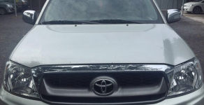 Bán Toyota Hilux năm 2009 màu bạc, giá 340 triệu giá 340 triệu tại Tp.HCM