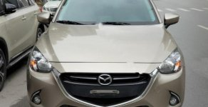 Bán Mazda 2 năm sản xuất 2015, màu vàng giá 489 triệu tại Hà Nội