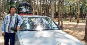 Bán Nissan Bluebird 1988, màu xám, nhập khẩu nguyên chiếc giá 65 triệu tại Bình Dương