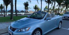 Cần bán Lexus IS 250C sx 2010, màu xanh lam, nhập khẩu nguyên chiếc giá 1 tỷ 260 tr tại Hà Nội