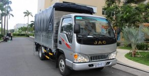 Xe tải Jac 2.4 tấn công nghệ Isuzu, hiện đại giá rẻ, trả góp thủ tục nhanh gọn giá 320 triệu tại Tp.HCM