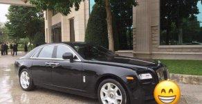 Bán Rolls Royce Ghost sản xuất 2010, đăng ký 2012 tên cá nhân giá 10 tỷ 789 tr tại Hà Nội
