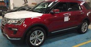 Bán xe Ford Explorer Limited 2.3L Ecoboost AT 4WD 2018, màu: Trắng, đen, xám và đỏ, LH ngay: 093.543.7595 để được tư vấn giá 2 tỷ 193 tr tại Tp.HCM