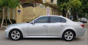 Cần bán lại xe BMW 5 Series đời 2008, màu bạc, nhập khẩu nguyên chiếc giá 515 triệu tại Hà Nội