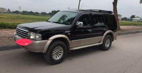 Cần bán lại xe Ford Everest sản xuất 2006, màu đen, giá chỉ 282 triệu giá 282 triệu tại Bắc Giang