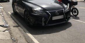 Bán ô tô Lexus IS 250 đời 2007, màu đen, nhập khẩu nguyên chiếc giá 690 triệu tại Khánh Hòa