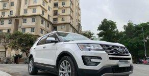 Cần bán xe Ford Explorer Limited năm sản xuất 2016, màu trắng, nhập khẩu giá 2 tỷ 80 tr tại Hà Nội