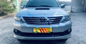 Cần bán xe Toyota Fortuner 2.5G sản xuất 2013, màu bạc giá 788 triệu tại Tp.HCM