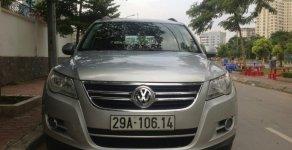 Bán xe Volkswagen Tiguan 4motion sản xuất năm 2010, màu bạc, nhập khẩu   giá 577 triệu tại Hà Nội